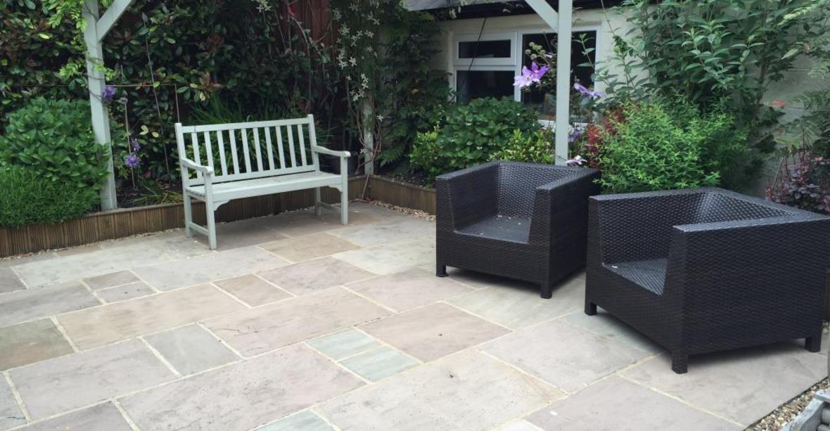 Contact - Michael Partridge Garden Design Harrogate